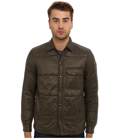 Diesel - Juscha Jacket (Gravel Grey) Men's Jacket