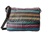 LeSportsac True Messenger (Lestripe Black)