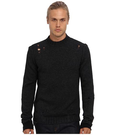 Diesel - K-Amala Sweater (Black) Men's Sweater