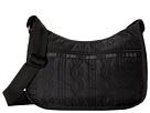 LeSportsac Classic Hobo Bag (Black Entwine)