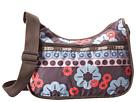 LeSportsac Classic Hobo Bag (Folk Flora)