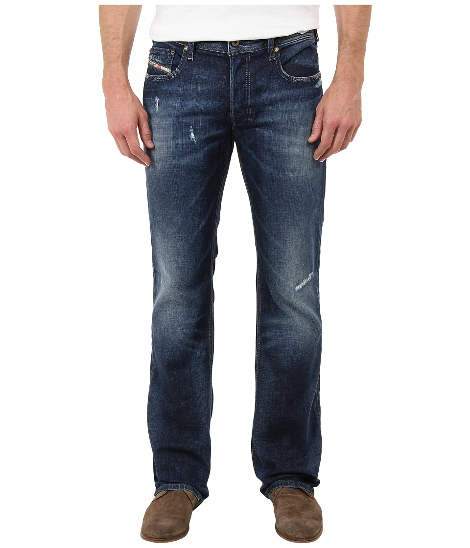Diesel - Zatiny Boot 0833W (Denim) Men's Jeans