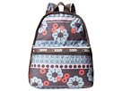 LeSportsac Basic Backpack (Folk Flora)