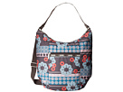 LeSportsac Heather Hobo (Folk Flora)