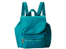 LeSportsac Small Edie Backpack (Turquoise)