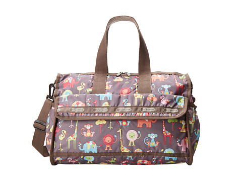 LeSportsac - Baby Travel Bag (Zoo Buddies) Bags