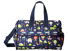 LeSportsac Baby Travel Bag (Zoo Cute)