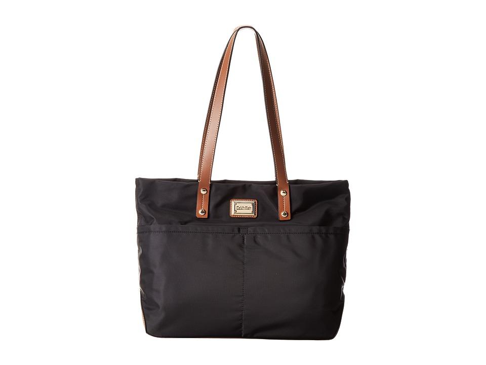 Calvin Klein - Nylon Tote (Black/Gold 2) Bags