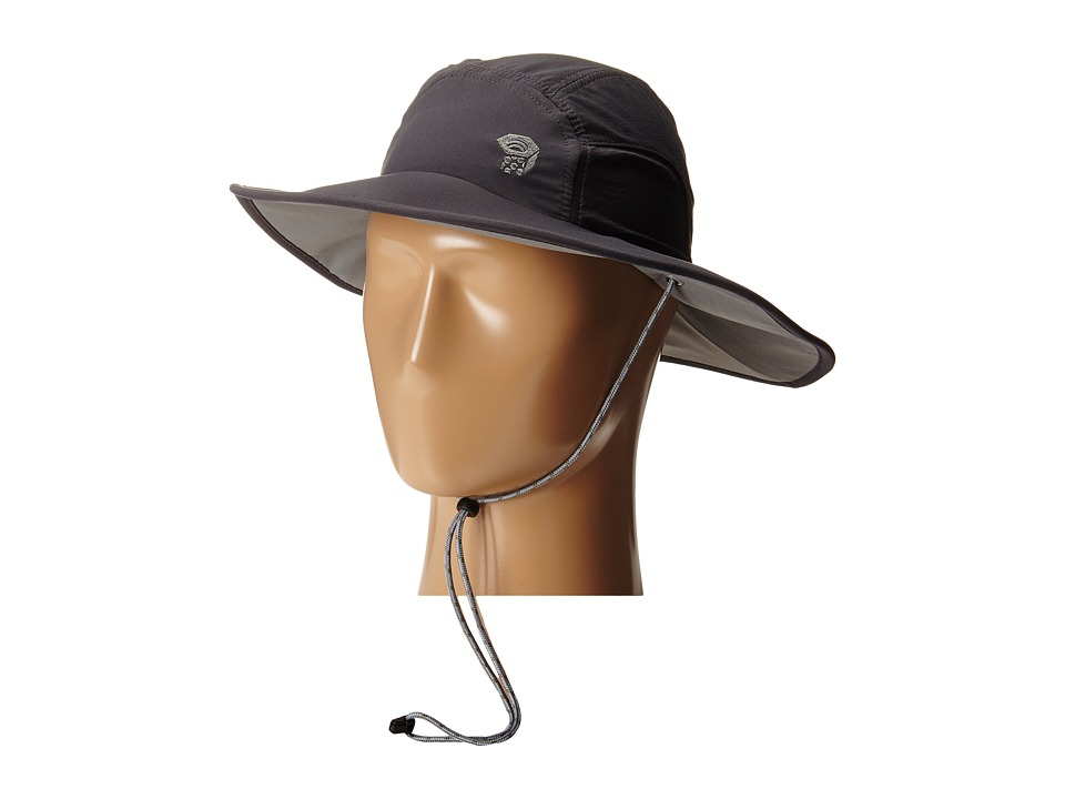 Mountain Hardwear - Chillertm Wide Brim Hat II (Shark) Safari Hats