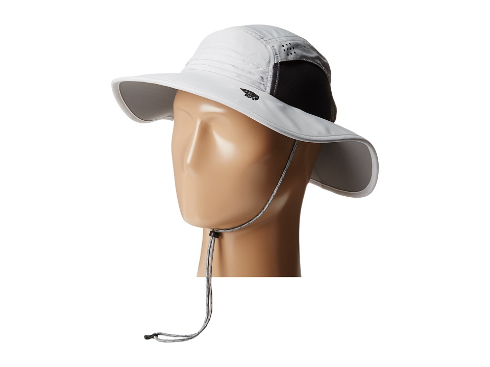 Mountain Hardwear - Chiller Wide Brim Hat (Grey Ice/Shark) Safari Hats