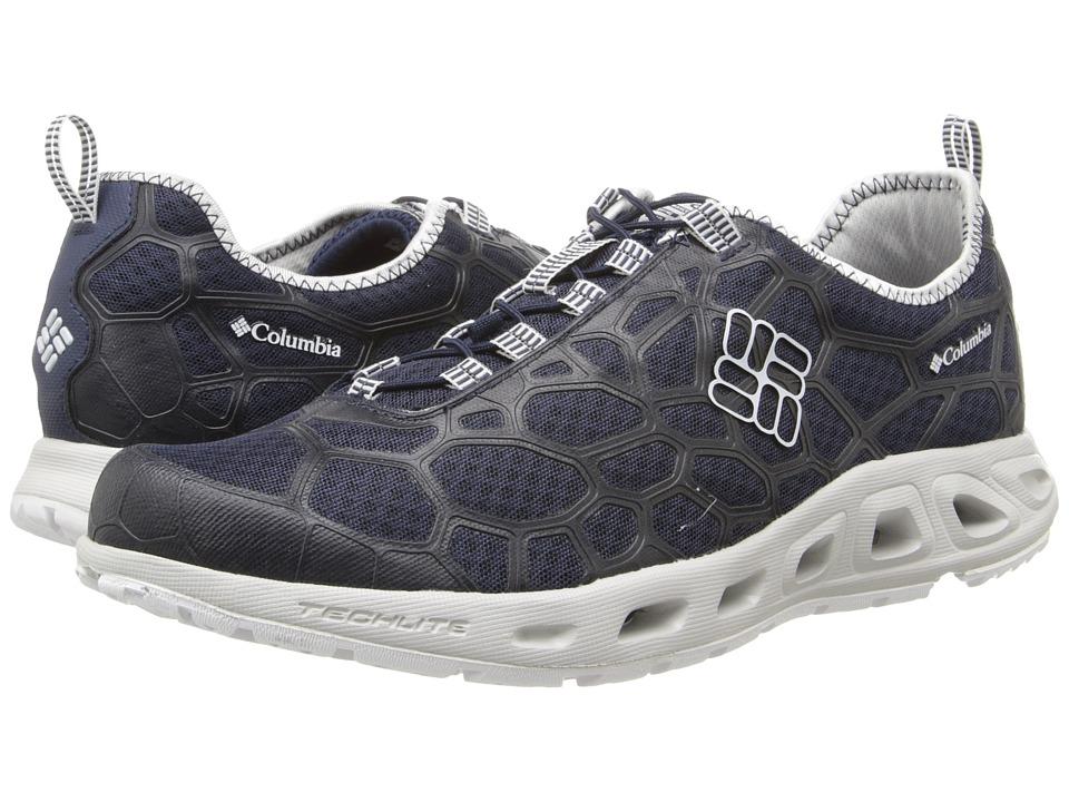 Columbia - Megaventtm PFG (Collegiate Navy/White) Men's Shoes