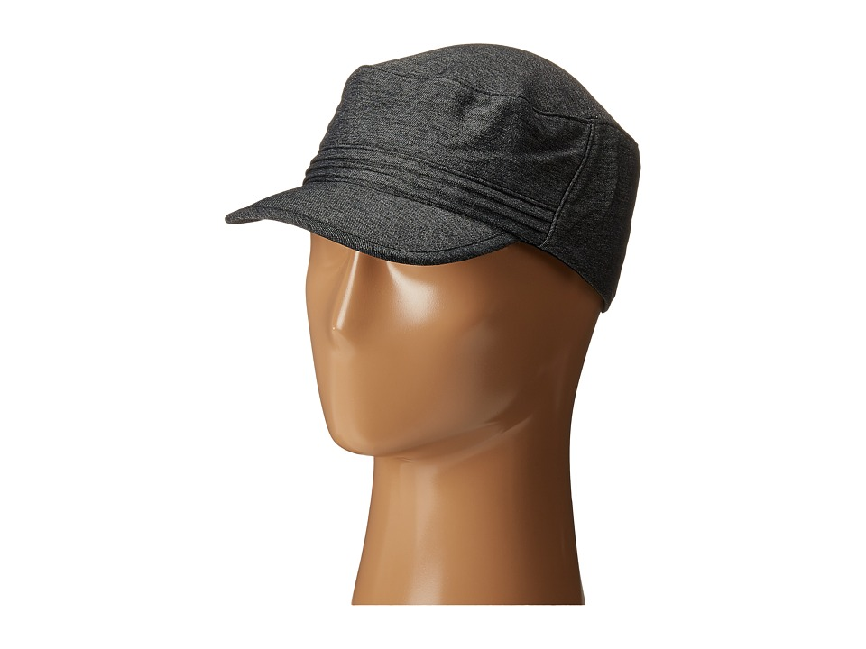 Mountain Hardwear - Janettytm Brigade Hat (Heather Black) Caps