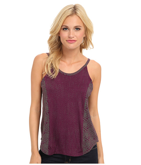 RVCA - Shiloh Tank Top (Purple Haze) Women's Sleeveless