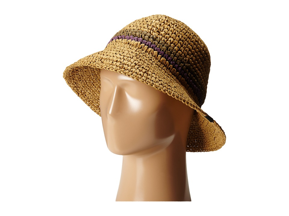 Mountain Hardwear - Raffia Bucket (Crater/Dark Raspberry) Bucket Caps