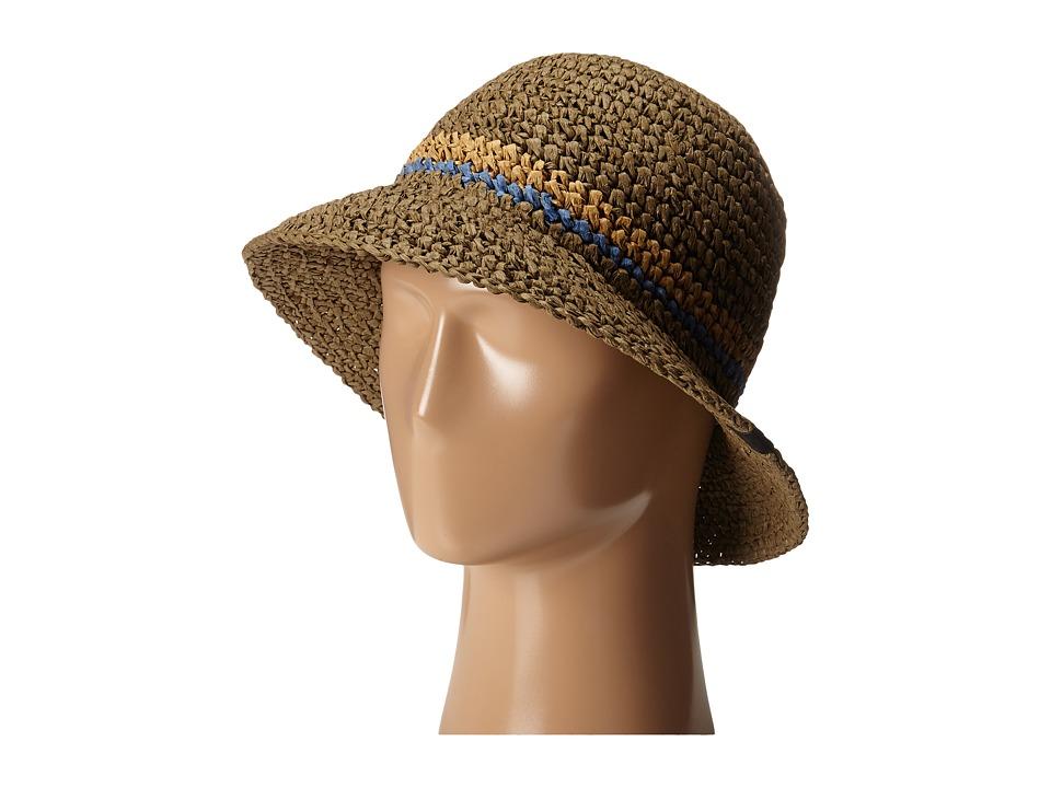 Mountain Hardwear - Raffia Bucket (Cordovan/Nectar Blue) Bucket Caps