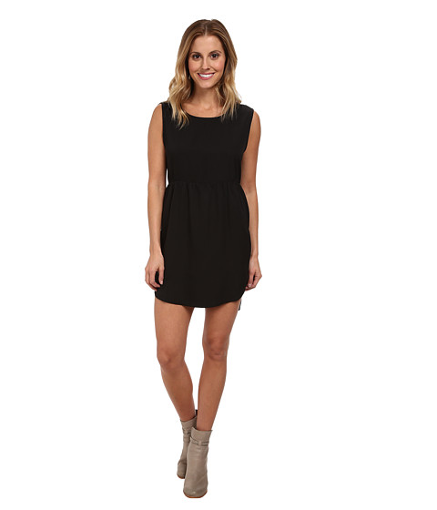 RVCA - Avenue (Black) Women's Dress