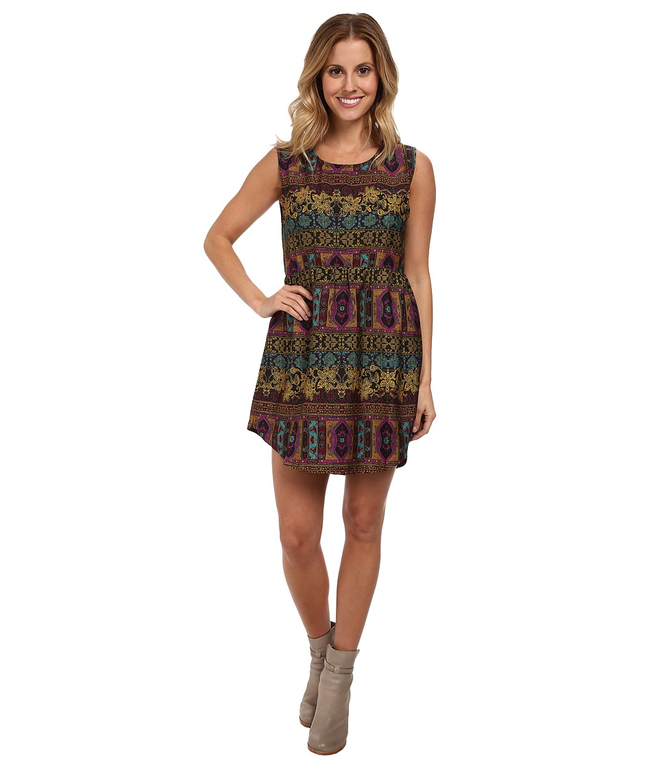RVCA - Avenue (Multi) Women's Dress