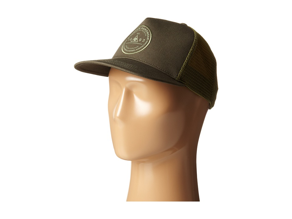 Mountain Hardwear - Elevation Marker Trucker Cap (Peatmoss) Caps
