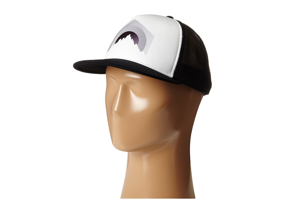 Mountain Hardwear - Hex Horizon Trucker Cap (Black) Caps