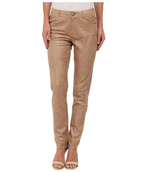 Christin Michaels - 4 Pocket Pant (Skin) Women's Casual Pants