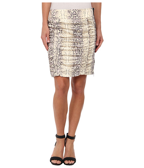 Christin Michaels - Susan Snake Skirt (Animal) Women's Skirt