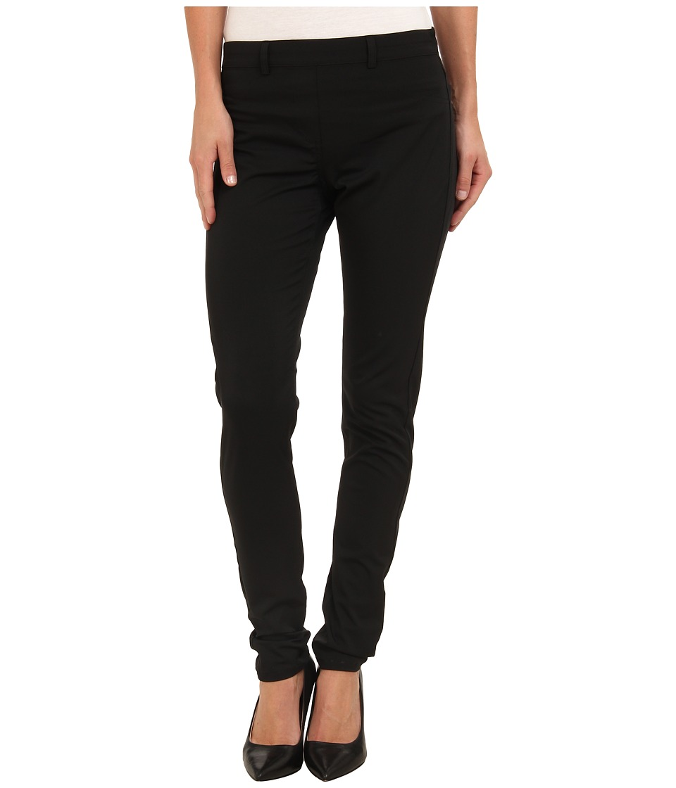 Christin Michaels - Comfort Waist Jegging (Black) Women's Casual Pants