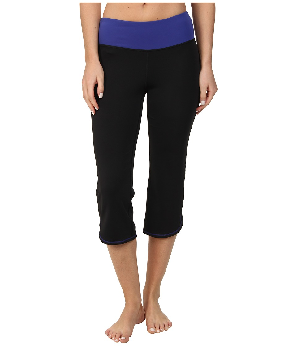 New Balance - Balance Capri (Spectrum Blue) Women's Capri
