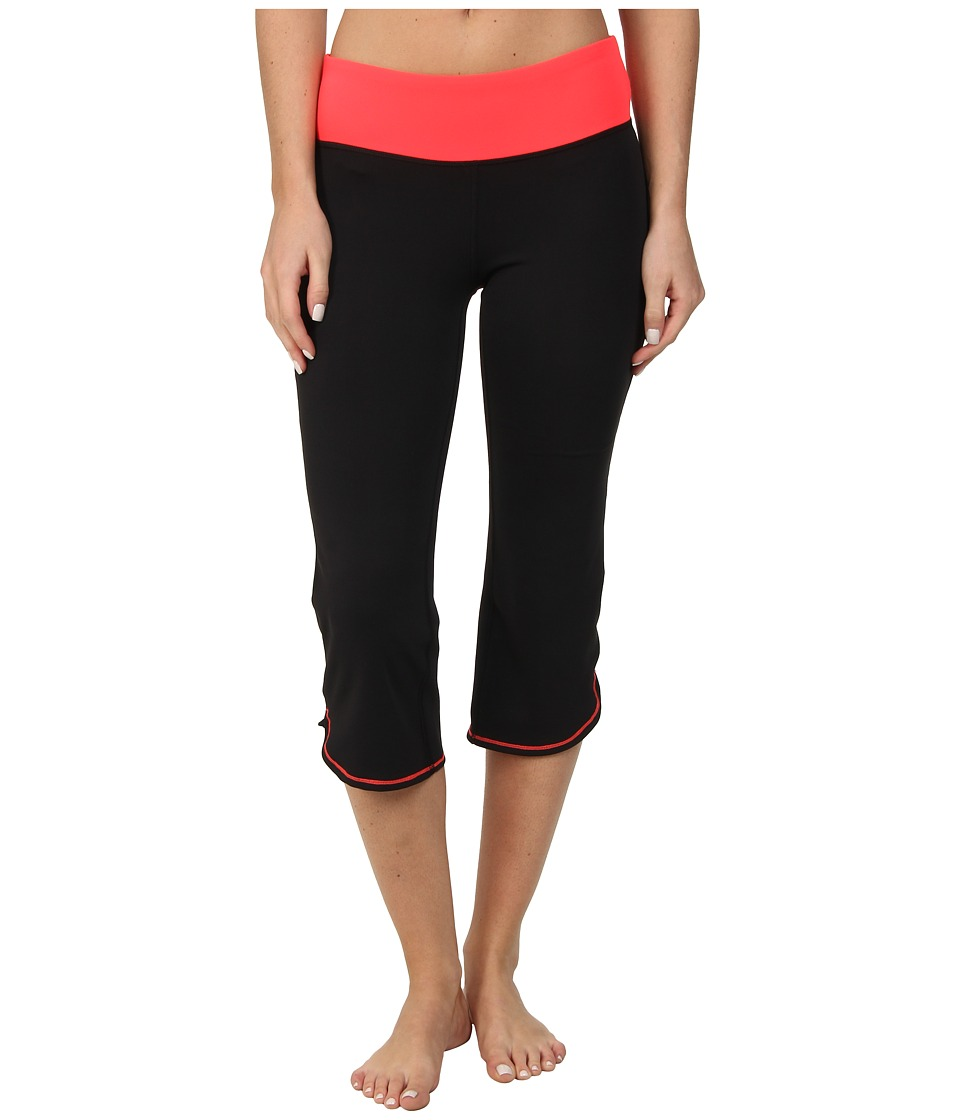New Balance - Balance Capri (Bright Cherry) Women's Capri