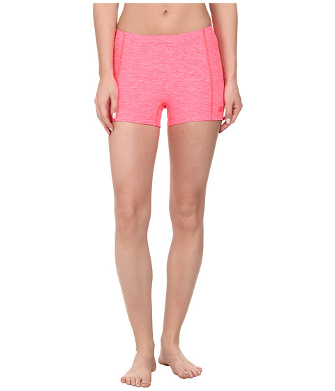 New Balance - 3 Space Dye Short (Bright Cherry) Women's Shorts