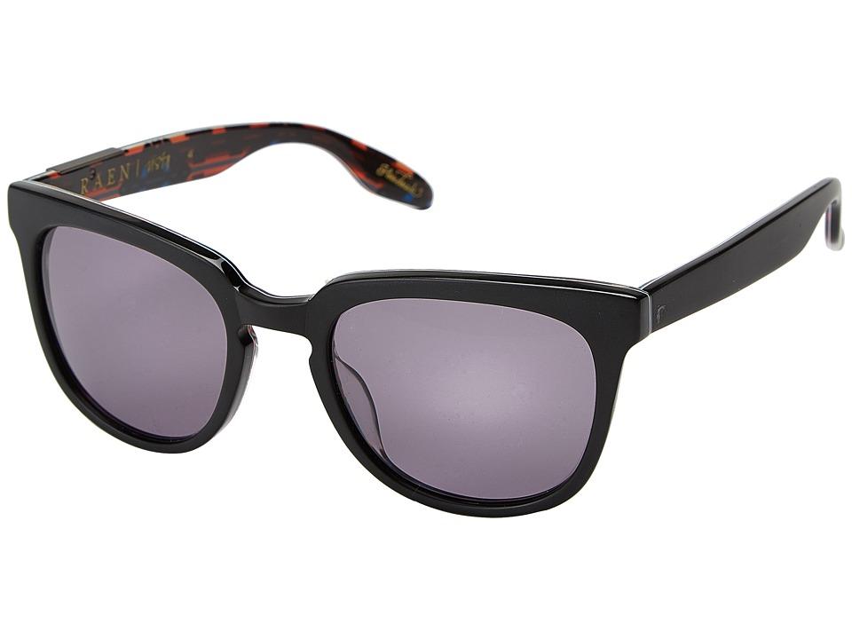 RAEN Optics - Vista (Matte Black/Coyote) Fashion Sunglasses