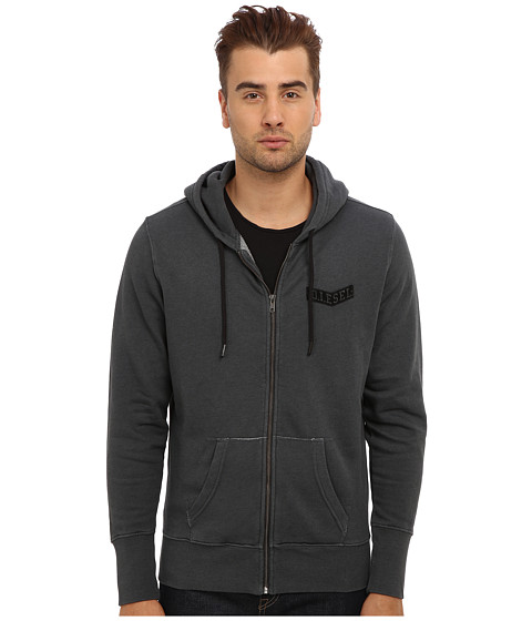 Diesel - S-D-P Sweatshirt (Dark/Grey) Men's Sweatshirt