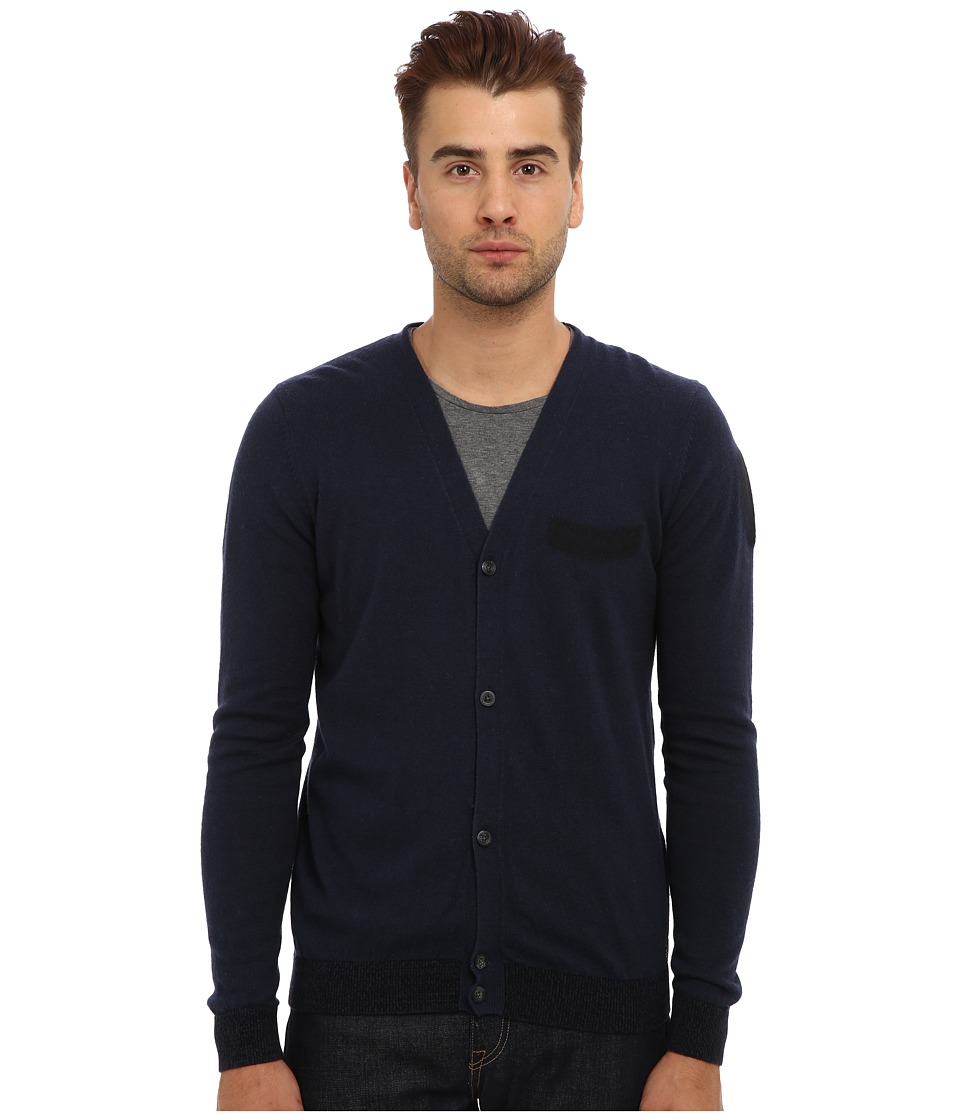 Diesel - K-Amini-A Sweater (Mignight/Blue) Men's Sweater