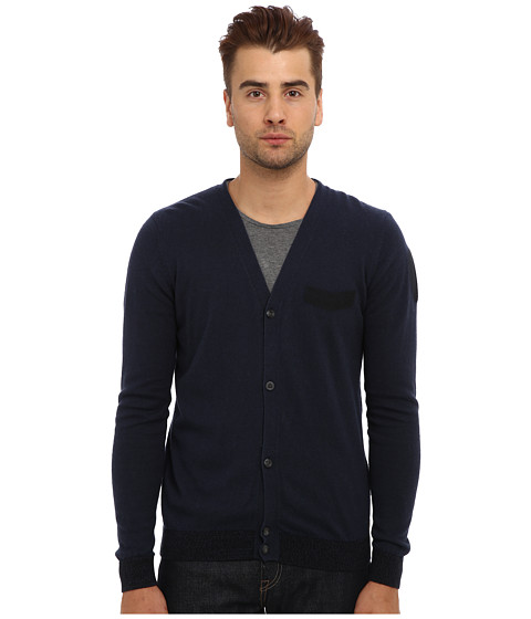 Diesel - K-Amini-A Sweater (Mignight/Blue) Men