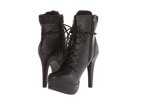 Call it SPRING - Glelawen (Black) Women's Lace-up Boots