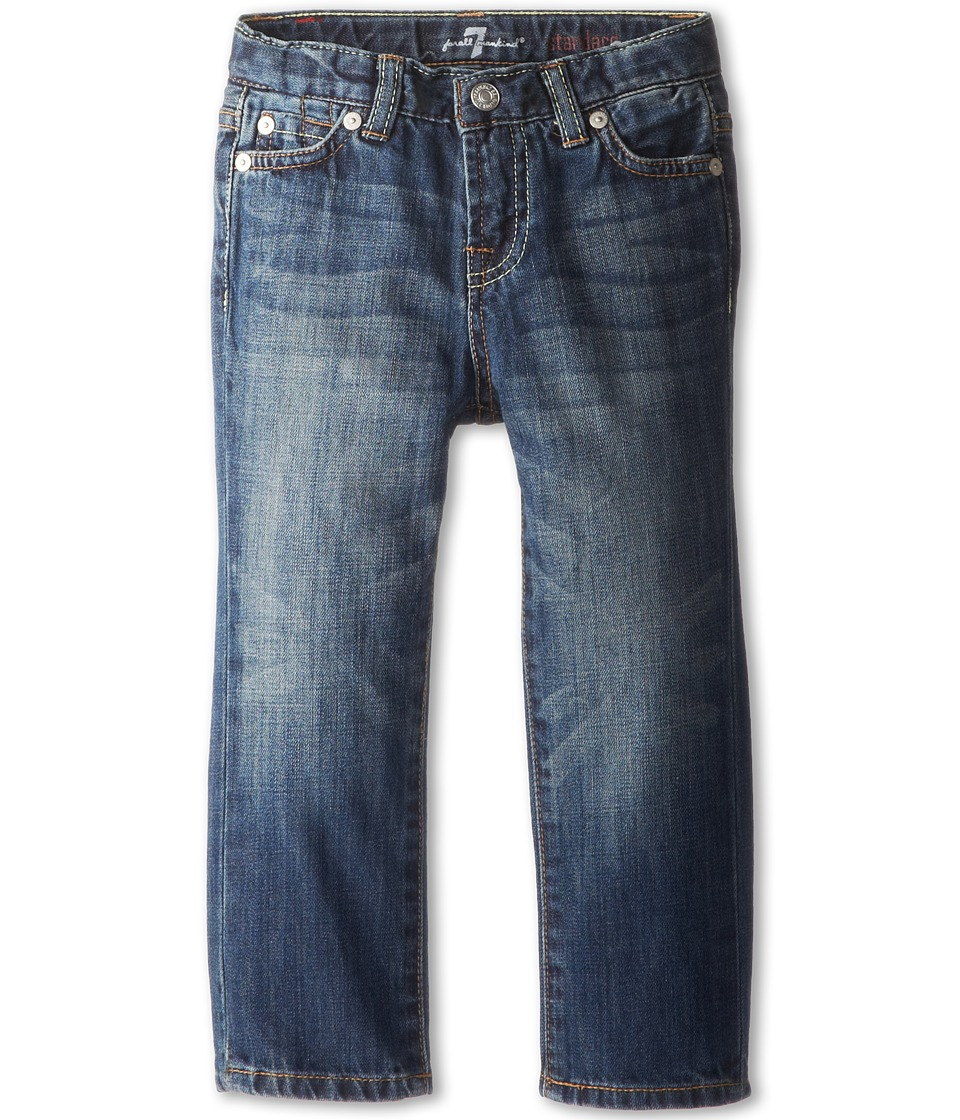 7 For All Mankind Kids - Standard Jean in New York Dark (Infant) (New York Dark) Boy's Jeans