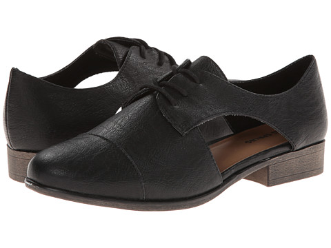 Call it SPRING - Jonalyn (Black) Women's Lace up casual Shoes
