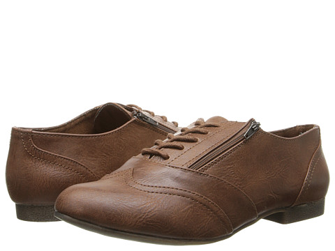 Call it SPRING - Sonia (Cognac) Women's Lace up casual Shoes