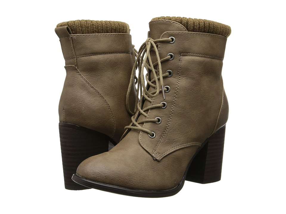 Call it SPRING - Madray (Ice) Women's Lace-up Boots