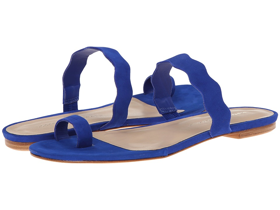 Loeffler Randall - Petal (Bright Blue) Women's Sandals