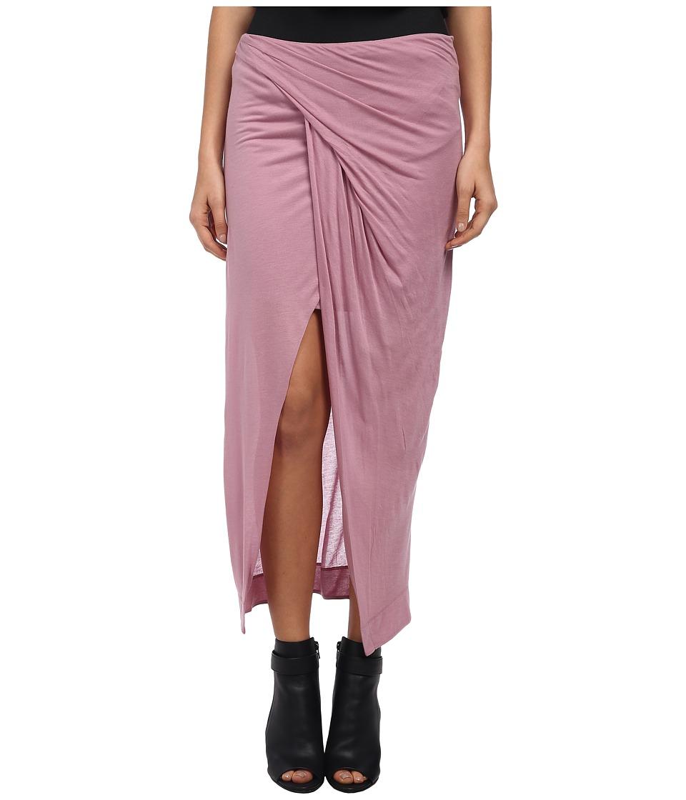HELMUT LANG - Slack Jersey Skirt (Rind) Women