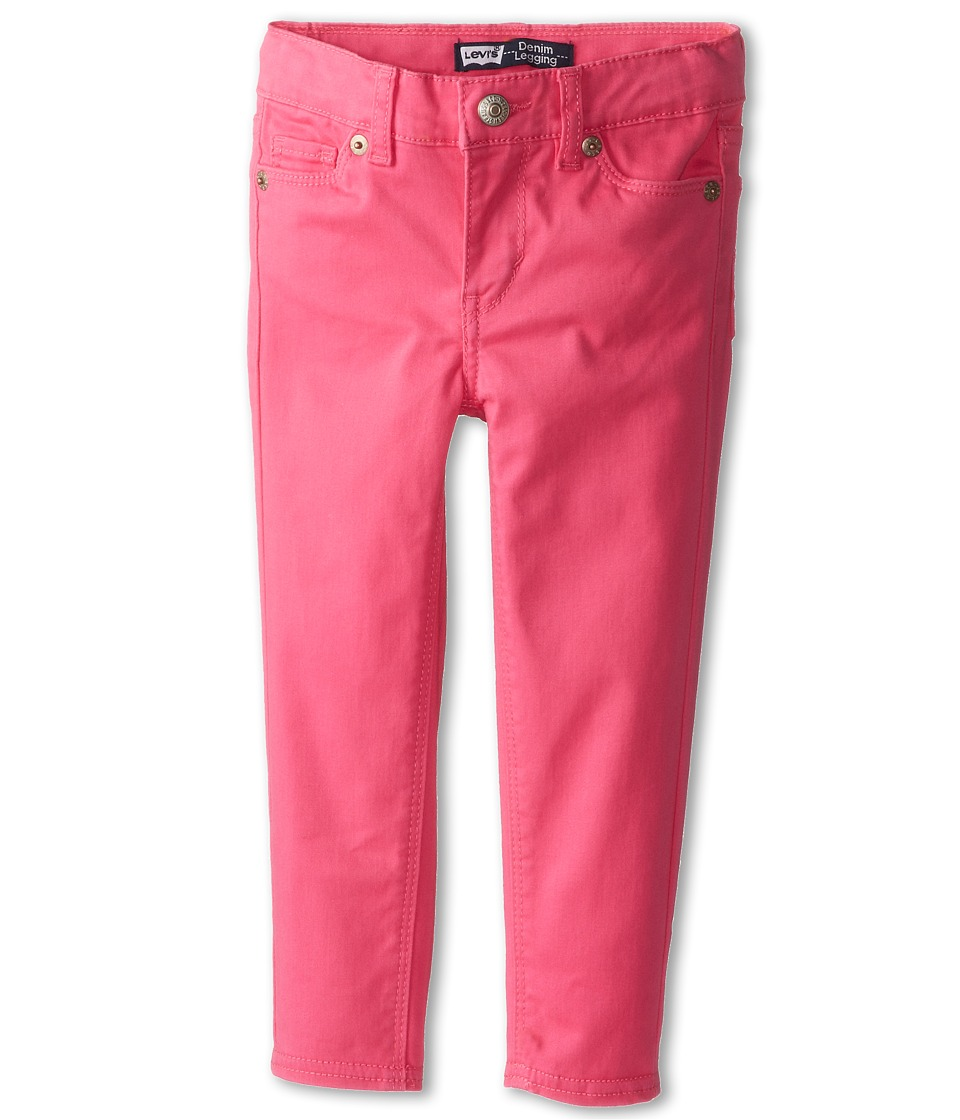 Levi's(r) Kids - Marisa Soft Denim Legging (Little Kids) (Ultra Pink) Girl's Jeans