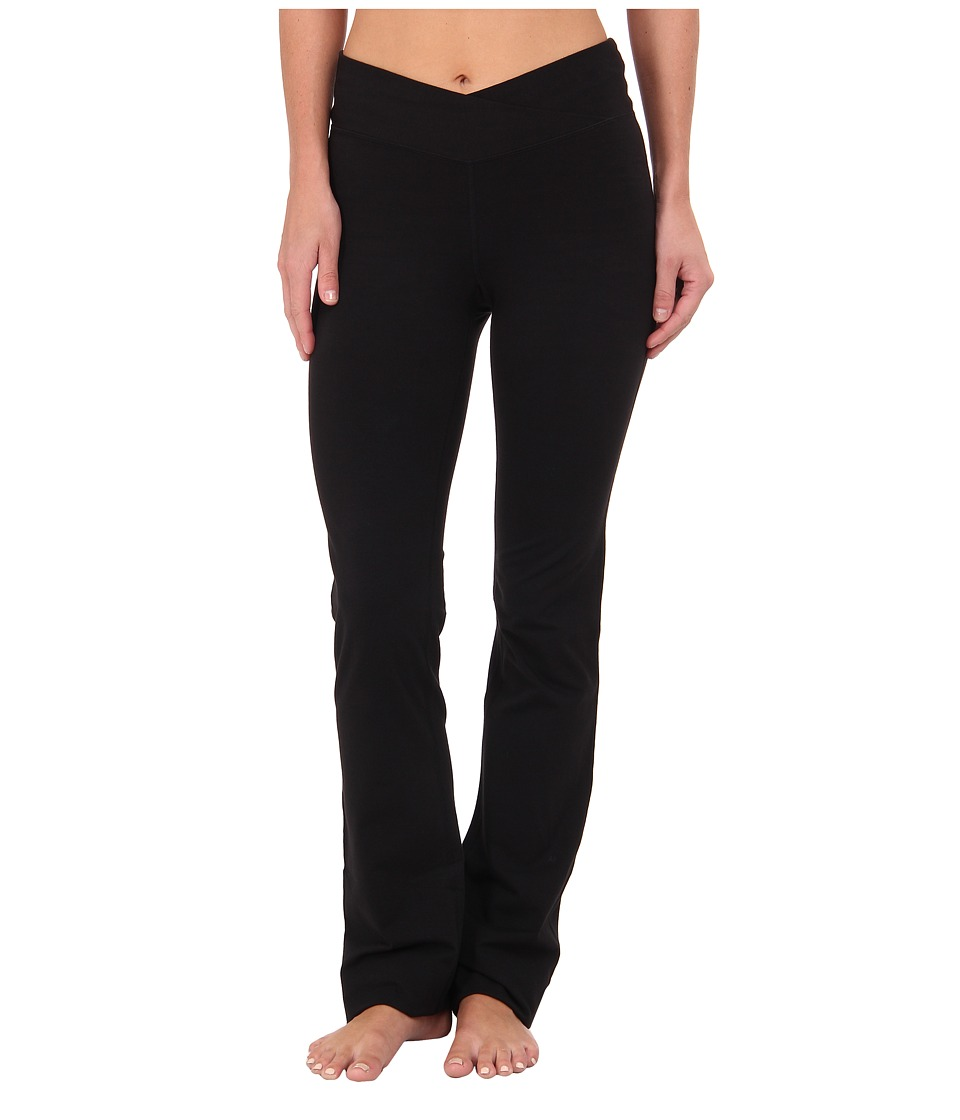 Yummie by Heather Thomson - Katarina Yoga Pant (Black) Women's Casual Pants