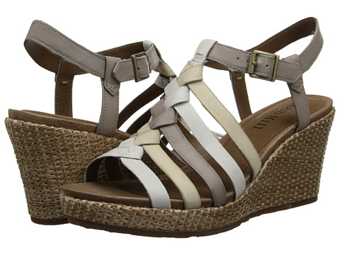 Cobb Hill - Michelle (White Multi) Women's Sandals