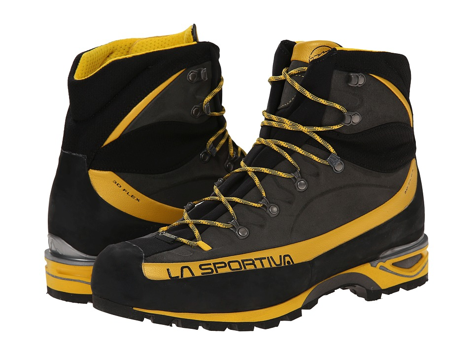 La Sportiva - Trango Alp Evo GTX (Grey/Yellow) Men's Hiking Boots