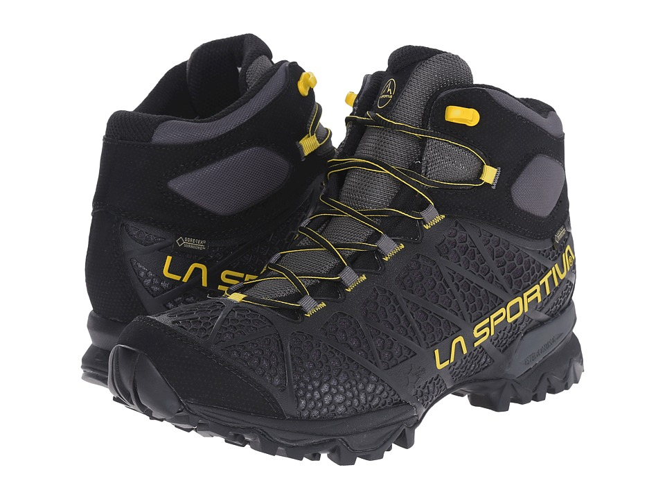 La Sportiva - Core High GTX (Black/Yellow) Men's Shoes