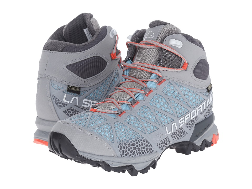La Sportiva - Core High GTX (Ice Blue) Women's Shoes