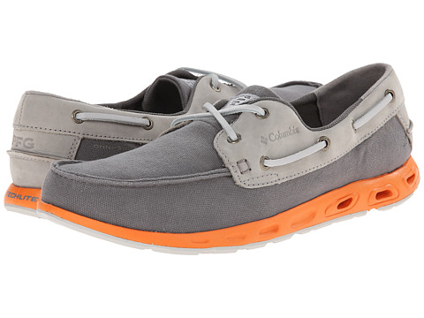 Columbia - Bonehead Vent PFG (Charcoal/Orange Blast) Men