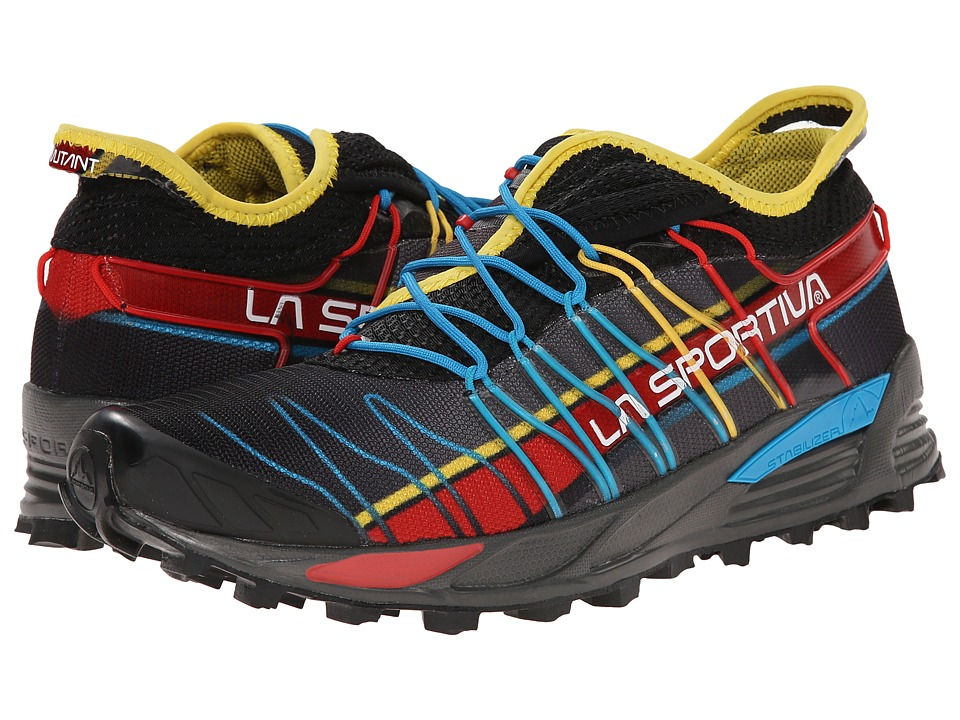 La Sportiva - Mutant (Blue/Red) Men's Shoes