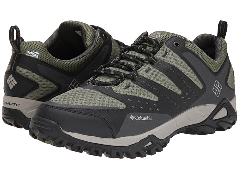 Columbia - Peakfreak XCRSN Xcel Outdry (Zuc/Flint Grey) Men