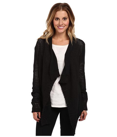 Rip Curl - Florence Cardi (Black) Women's Sweater
